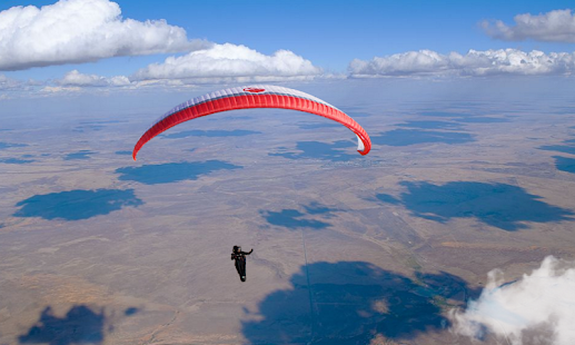 Paragliding Live Wallpaper- screenshot thumbnail