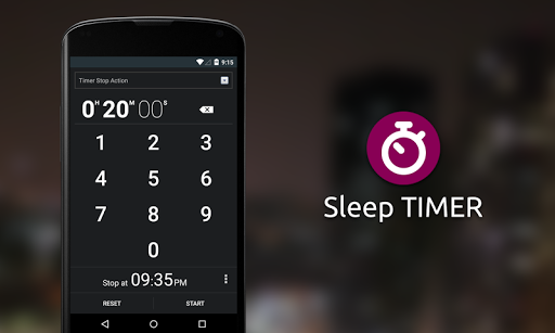 Sleep TIMER App Music Timer