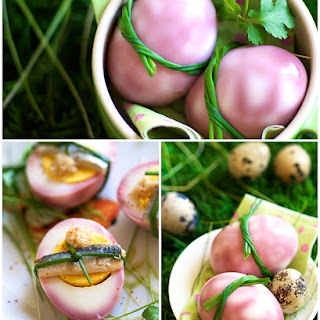 Marbled Eggs.