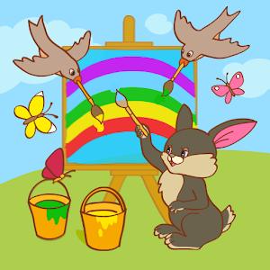 為孩子的學習顏色 教育 App Store-癮科技App