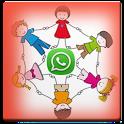 Hi, WhatsApp Friends icon
