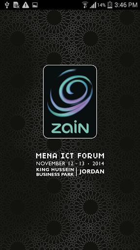 Zain MENA ICT 2014