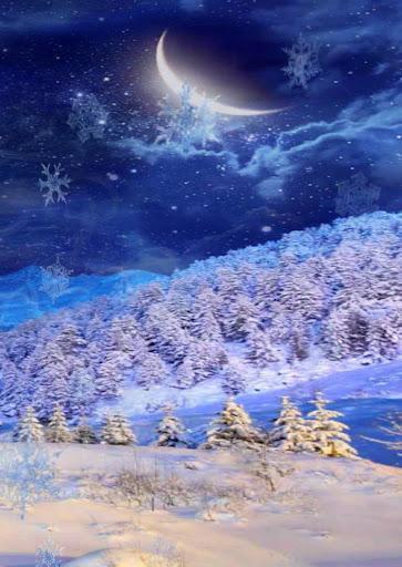 玩免費娛樂APP 下載3D冬のライブ壁紙! app不用錢 硬是要APP