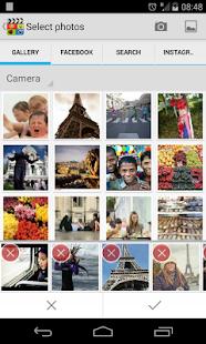 Video Collage Maker- screenshot thumbnail