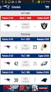 New England Patriots- screenshot thumbnail