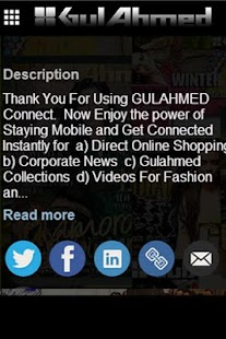 Gul Ahmed - screenshot thumbnail