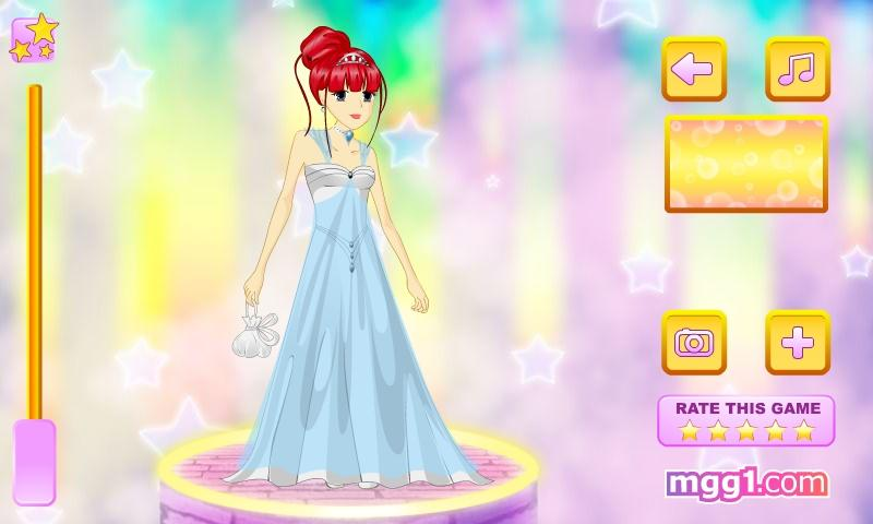 Winter Princess Dress Up - screenshot
