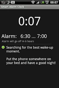Smart Alarm Clock - screenshot thumbnail