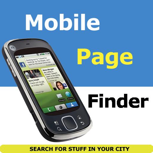 Mobile Page Finder LOGO-APP點子