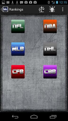 Versus Sports Simulator  screenshots 2