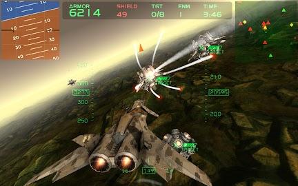 Fractal Combat X (Premium) Screenshot 11