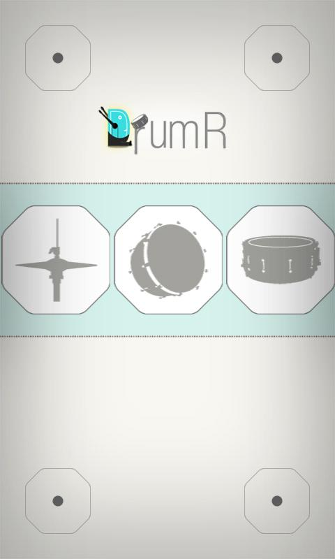 Drumr Drum Set Ad Free- screenshot