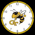 GaTech Clock Widget – Atrix 4G logo