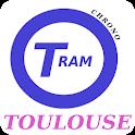 Tram Toulouse Chrono icon