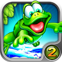 Froggy Jump Free - Bouncy Time icon
