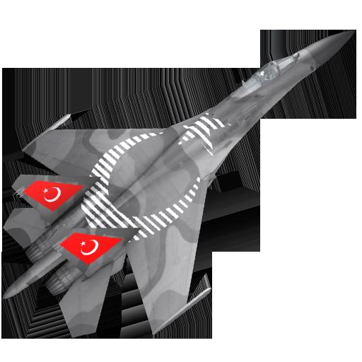 安納托利亞之鷹戰鬥機 街機 App LOGO-APP試玩
