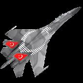 Anatolian Eagle fighter jet