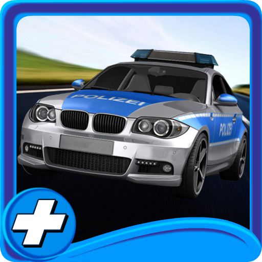 赛车游戏のHighway市警察の駐車場 LOGO-記事Game