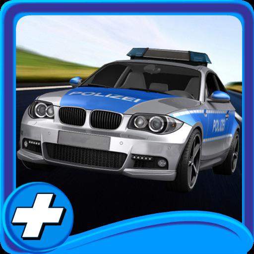 賽車遊戲App|Highway市警察の駐車場 LOGO-3C達人阿輝的APP