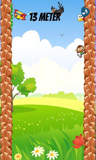 【免費街機App】Super Monkey jungle Jump-APP點子