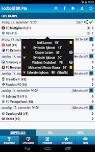 Fodbold Danmark Pro- screenshot thumbnail