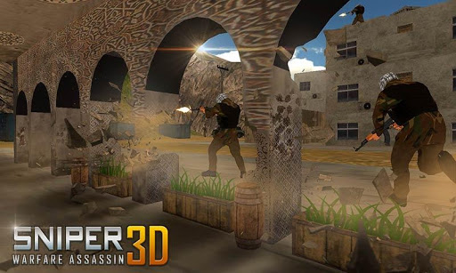 Sniper Warfare Assassin 3D  {cheat|hack|gameplay|apk mod|resources generator} 3