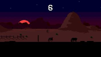 Screenshot of La leyenda del Chupacabra