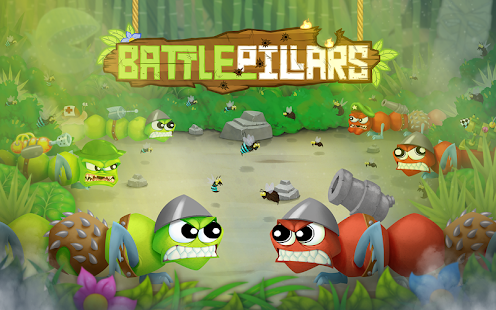 Battlepillars Multiplayer PVP Screenshot