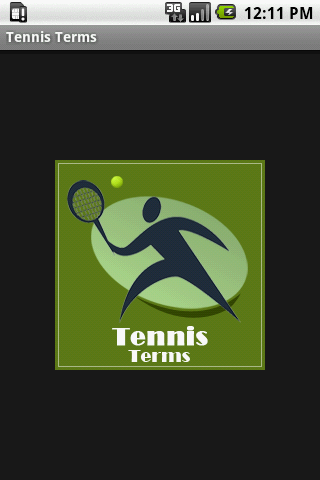 Tennis Terms - screenshot