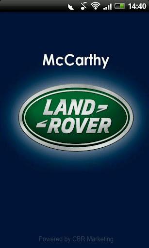 McCarthy Land Rover