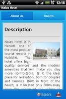 Screenshot of Naias Hotel