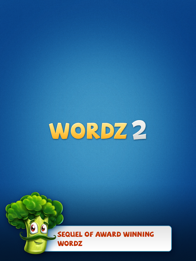 Wordz 2- screenshot