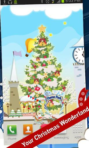 玩免費個人化APP|下載我的雪亮小鎮聖誕版 完整版 app不用錢|硬是要APP