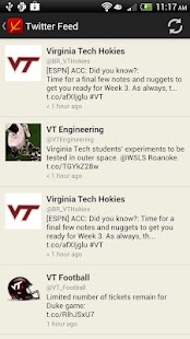 HokieHelper- screenshot thumbnail