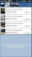Screenshot of Simple File Transfer (Free)