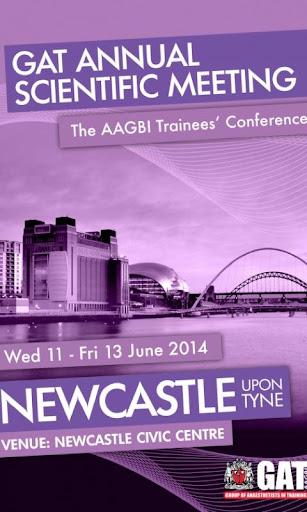 如何有app商業模式?下載瞭解GAT ASM Newcastle 2014商業用App就知道