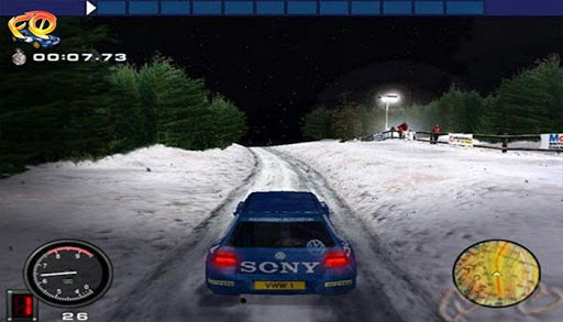 Rallye Drift