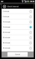 Screenshot of Attachments Auto Downloader