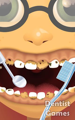 歯医者ゲーム