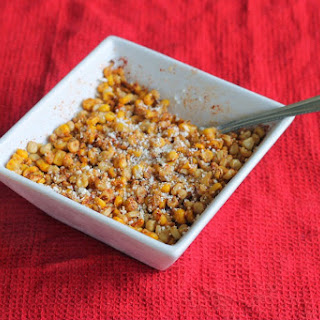 Street Corn for Cinco de Mayo