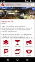 Screenshot of Höganäs Saluhall