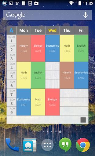 Handy Timetable 2.4.0 screenshots 5