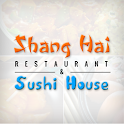 Shanghai and Sushi House logo