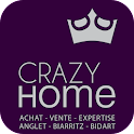 Immobilier Crazy Home Anglet icon