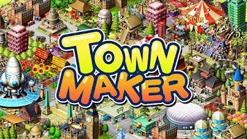 Screenshot of Town Maker