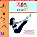 Pilates - telo icon
