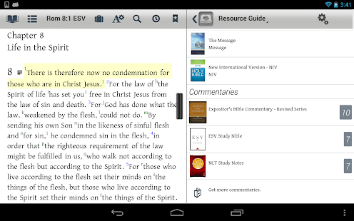Bible Study - screenshot thumbnail