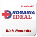 DROGARIA IDEAL –  DISK REMÉDIO logo