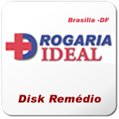 DROGARIA IDEAL -  DISK REMÉDIO