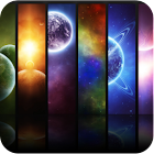 Galaxy Infinity Live Wallpaper icon